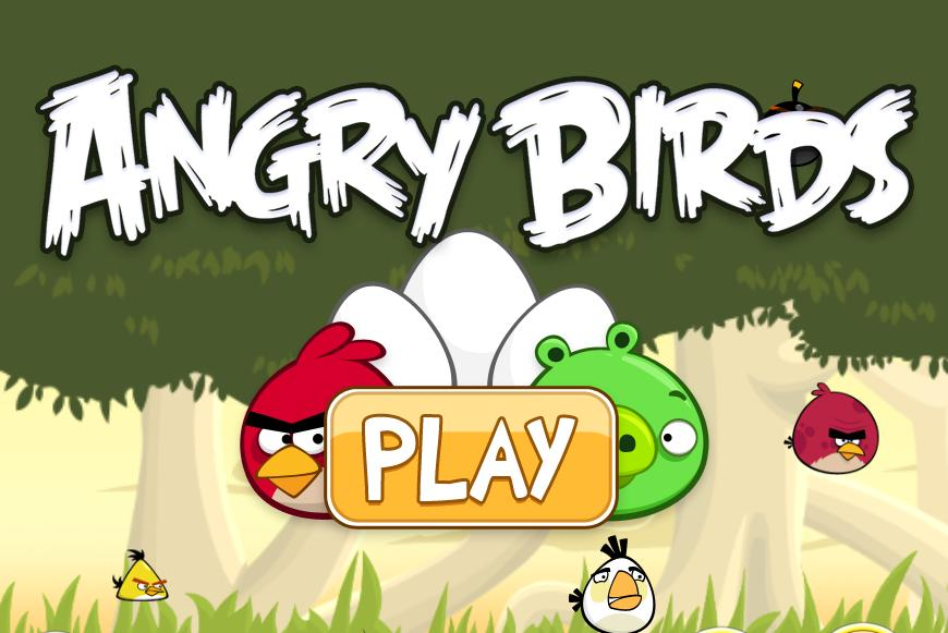 Irony and angry birds woman in thrisis in voltagebd