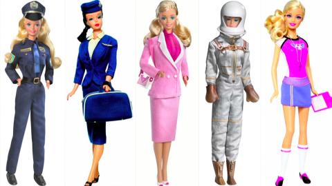 Barbie125thCareerRetro